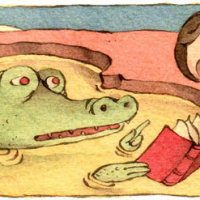 African Folk Tales for The New Yorker