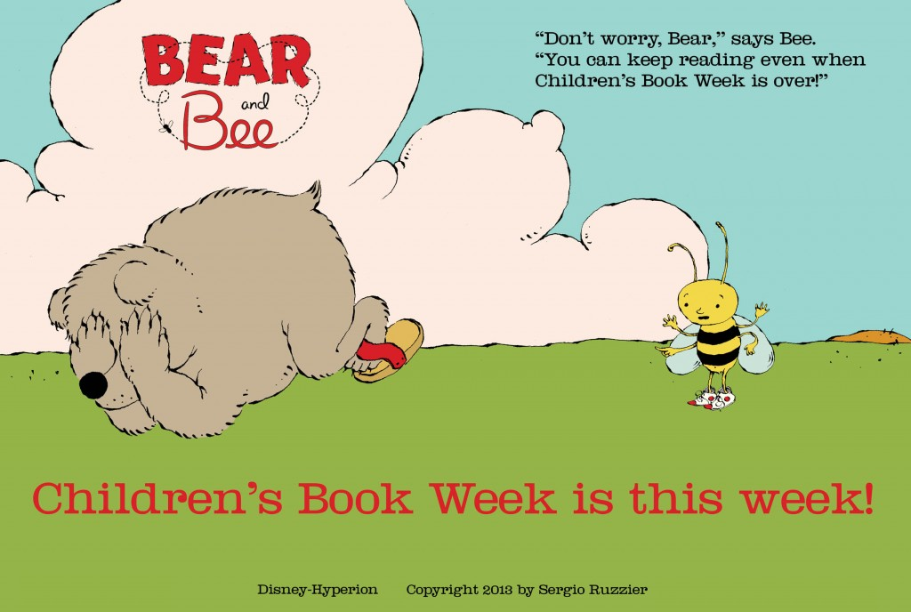 Children's Book Week is this week!