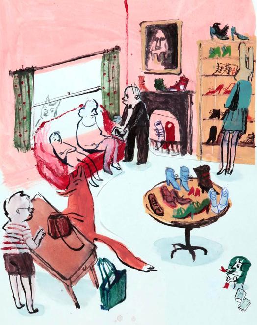 2014 Bologna Book Fair: Selected Illustrators