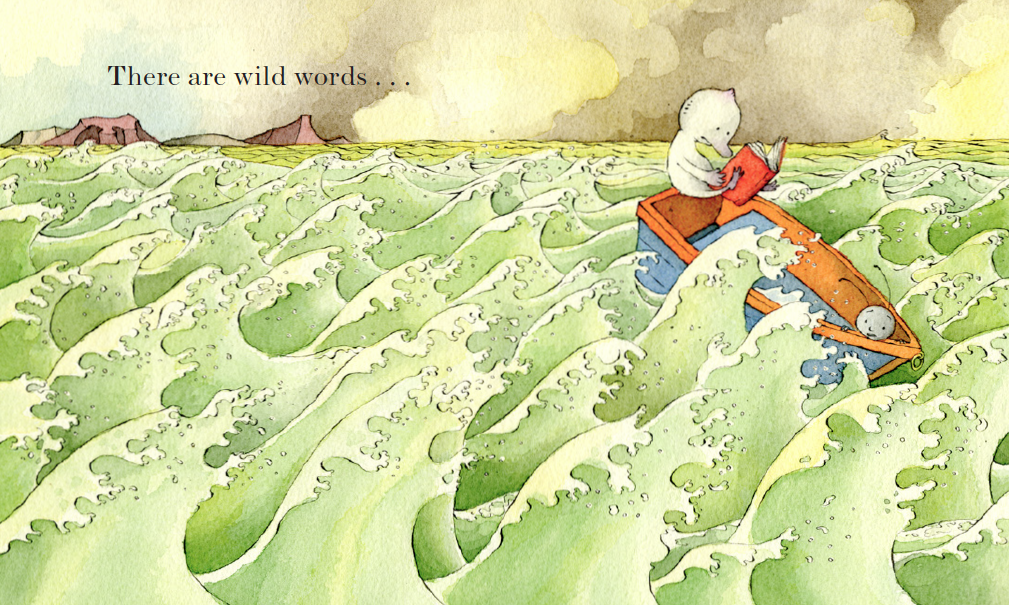 This Is Not a Picture Book! (Wild words.)