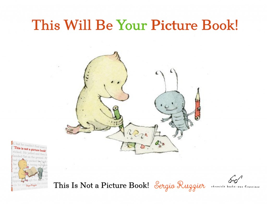 This Will Be Your Picture Book!
