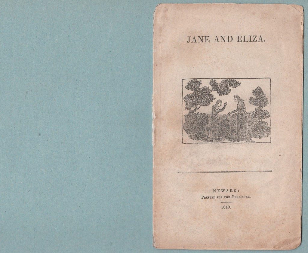 Jane and Eliza
