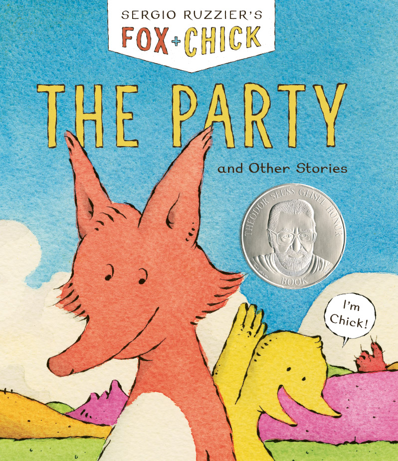 Fox+Chick: The Party and Other Stories